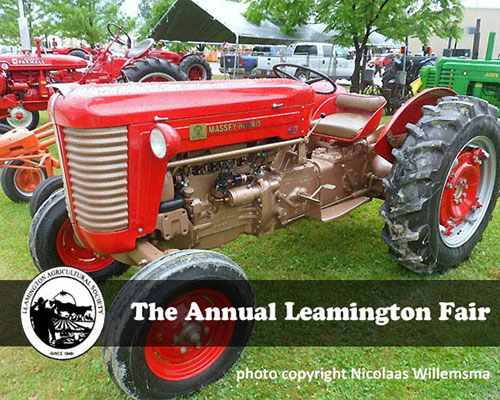 Leamington Fair